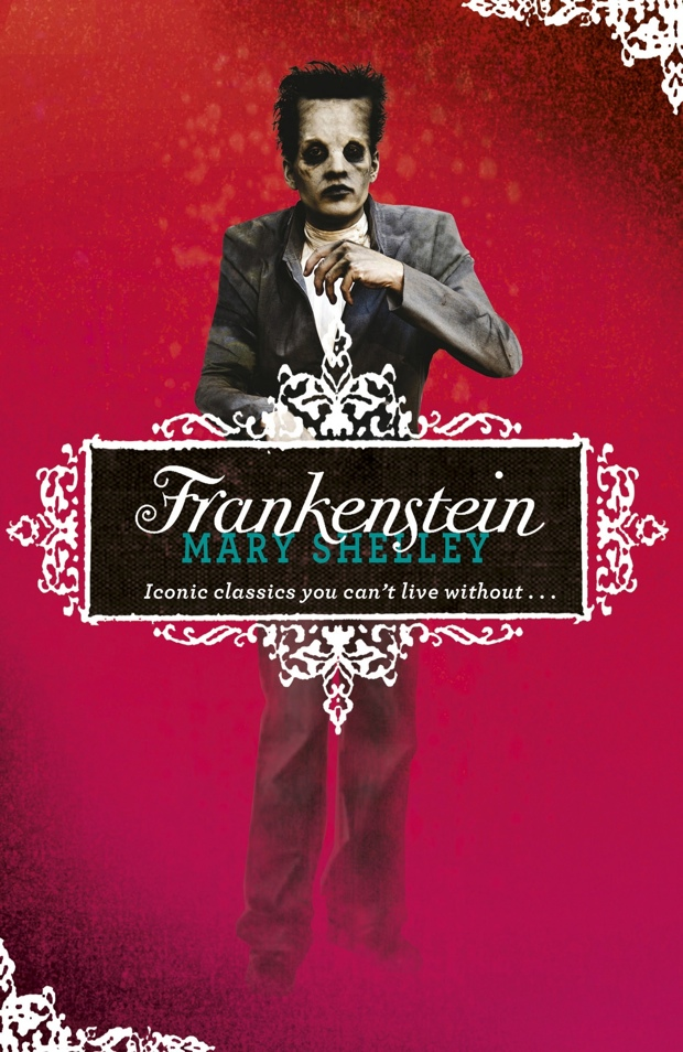 Frankenstein by Mary Shelley   Good Books And Good Wine