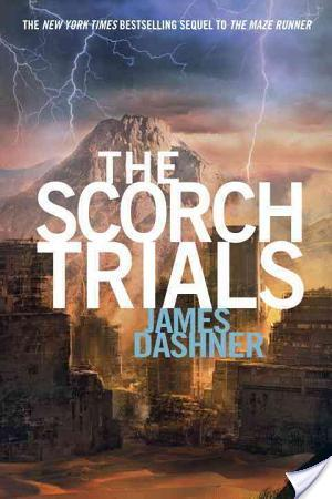 Review: The Scorch Trials by James Dashner