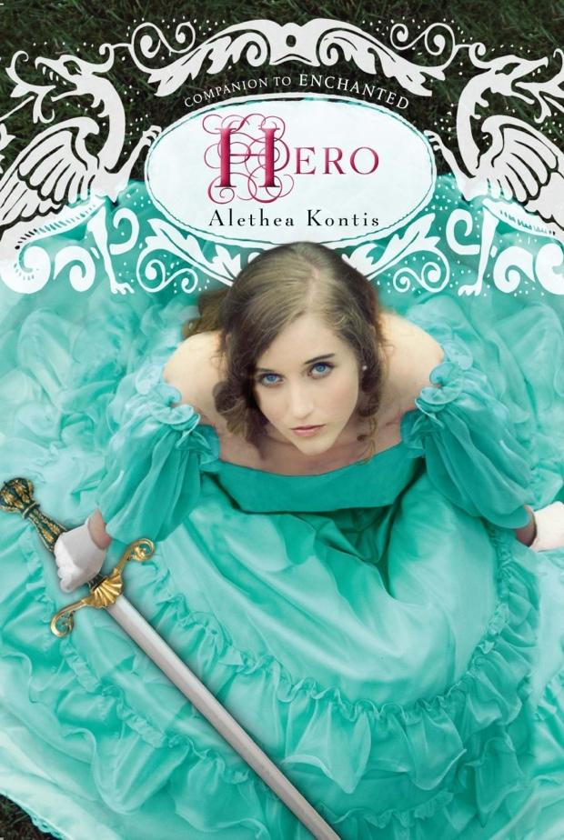 Hero by Alethea Kontis   Good Books And Good Wine