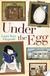 Under The Egg by Laura Marx Fitzgerald | Book Review