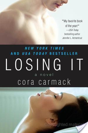 Allison: Losing It   Cora Carmack   Book Review