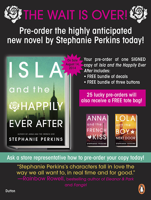 Isla Preorder Campaign
