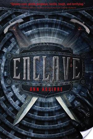 Book Review: Enclave by Ann Aguirre