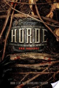 Reader friends, I want you to know that Ann Aguirre wraps up the Razorland trilogy perfectly in Horde. Click for my full review.