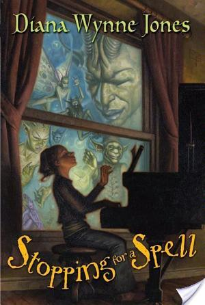 Retro Friday Review: Stopping For A Spell by Diana Wynne Jones