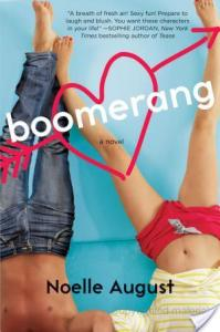 Boomerang by Noelle August | Book Review