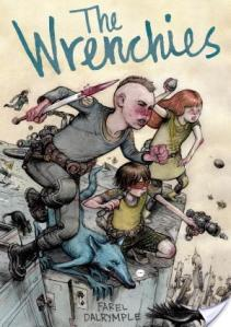 The Wrenchies by Farel Dalrymple | Book Review
