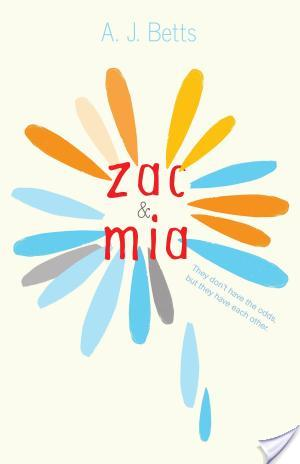 Zac And Mia by AJ Betts | Book Review