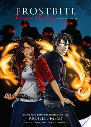 Frostbite: The Graphic Novel by Richelle Mead | Book Review