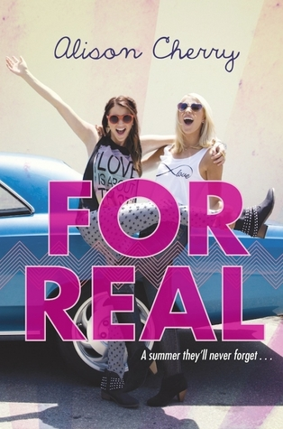 Allison: For Real | Alison Cherry | Book Review