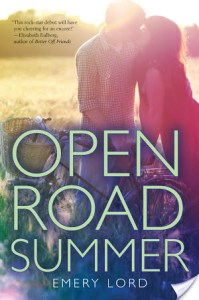 Open Road Summer by Emery Lord | Book Review