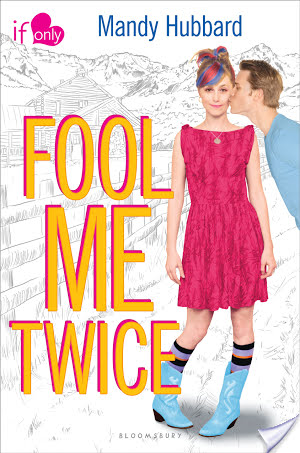 Fool Me Twice by Mandy Hubbard | Book Review