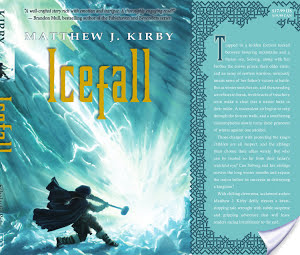 Icefall Matthew Kirby Book Review