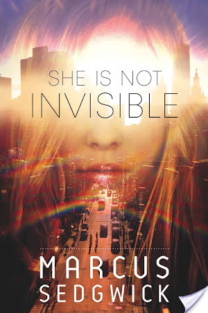 Allison: She Is Not Invisible | Marcus Sedgwick | Book Review