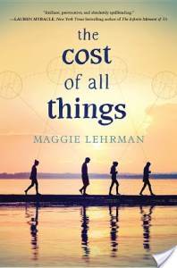 Allison: The Cost of All Things | Maggie Lehrman | Book Review