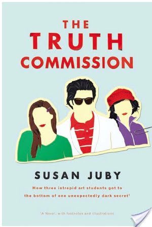 Guest Post From Susan Juby Author of THE TRUTH COMMISSION