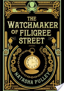 The Watchmaker Of Filigree Street by Natasha Pulley | Book Review