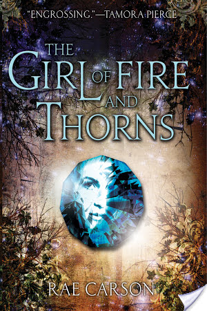 The Girl Of Fire And Thorns by Rae Carson | Readalong Chapters 24-End