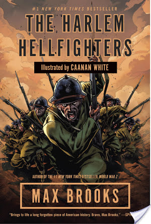 Comic Contributor Corner | The Harlem Hellfighters by Max Brooks