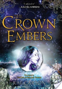 The Crown Of Embers by Rae Carson | Readalong Chapters 11-20 #ReadingRae