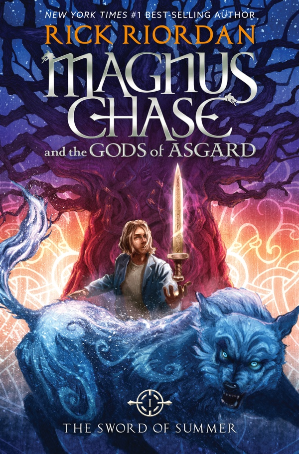 The Sword Of Summer by Rick Riordan   Book Review