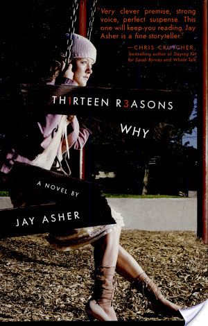 Thirteen Reasons Why Jay Asher Retro Friday Book Review