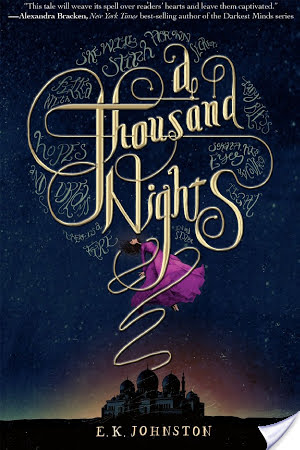 A Thousand Nights by EK Johnston | Book Review