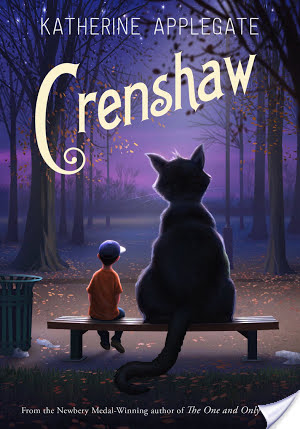 Crenshaw by Katherine Applegate | Audiobook Review