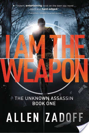 I Am The Weapon by Allen Zadoff | Audiobook Review