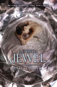 The Jewel by Amy Ewing | A young adult dystopian novel about surrogate pregnancy.