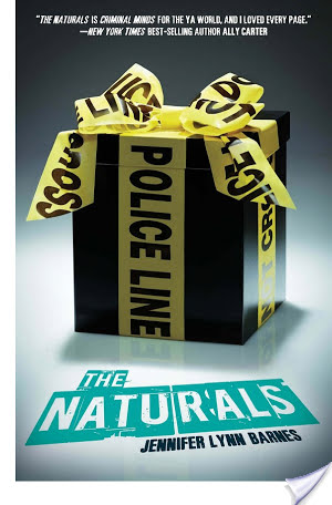 The Naturals | Jennifer Lynn Barnes | Book Review