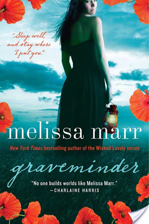Book Review: Graveminder by Melissa Marr