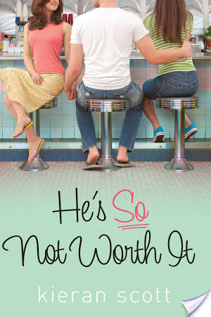 Book Review: He's So Not Worth It by Kieran Scott