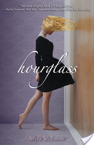 Book Review: Hourglass by Myra McEntire