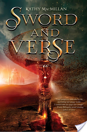 Sword And Verse by Kathy MacMillan | Book Review