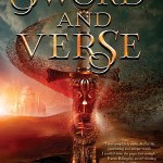 Sword And Verse by Kathy MacMillan is the type of book I would recommend if you go in for strong world building but do not care a whole lot about the romance within a book
