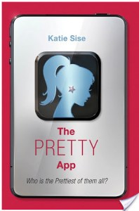 The Pretty App by Katie Sise is a companion to The Boyfriend App. It stars mean girl Blake Dawkins and is a FUN young adult read.
