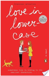 Love In Lowercase by Francesc Miralles | Book Review