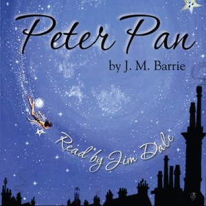 Peter Pan by J.M. Barrie | Audiobook Review