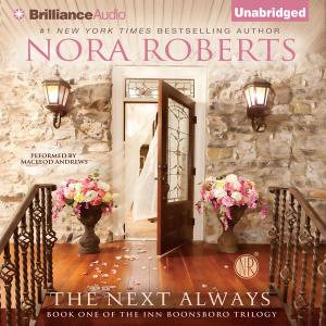 The Next Always by Nora Roberts is a romance about this inn that's being renovated in BoonsBoro by these three brothers and their mother.