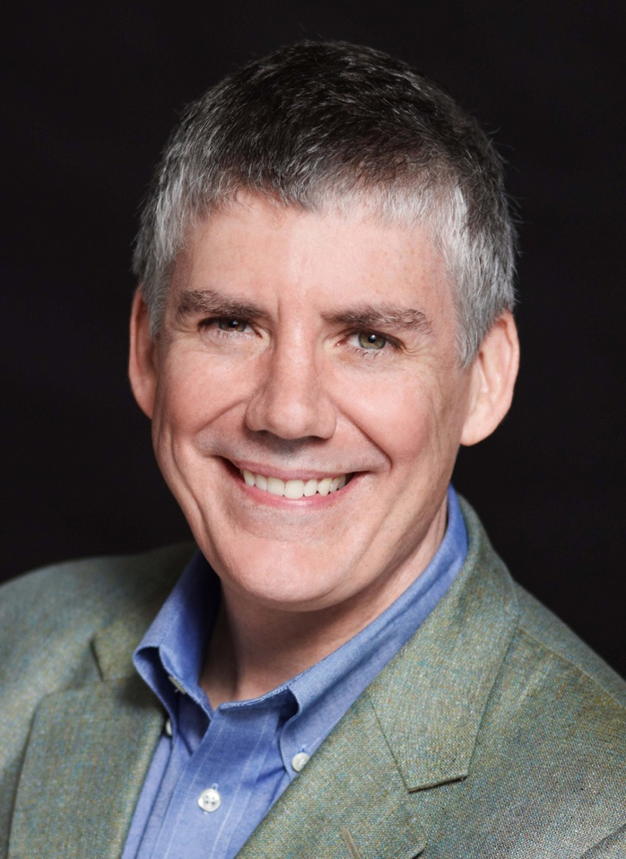 Rick Riordan author photo