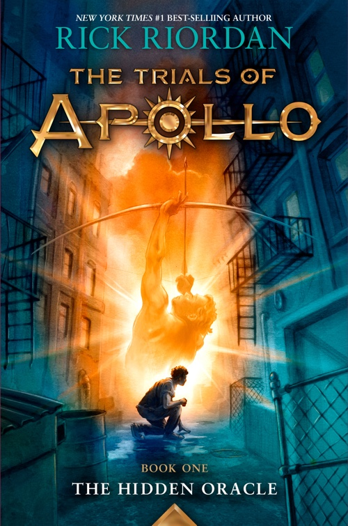 The Trials Of Apollo: The Hidden Oracle by Rick Riordan | Giveaway