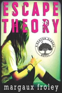 Margaux Froley's Escape Theory is a good airplane sort of read. As Devon finds the answers behind Hutch's death, there's action and it is quite thrilling.