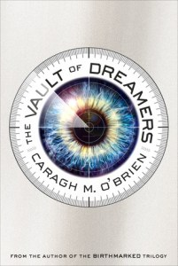 The Vault of Dreamers by Caragh M. O'Brien | Audiobook Review