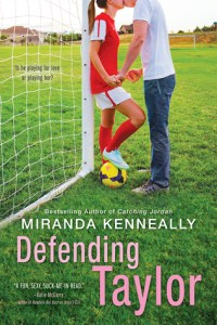 Defending Taylor by Miranda Kenneally proves that Kenneally just keeps writing better and better books. I basically inhaled the latest Hundred Oaks book. Click here to find out why you should read Defending Taylor.