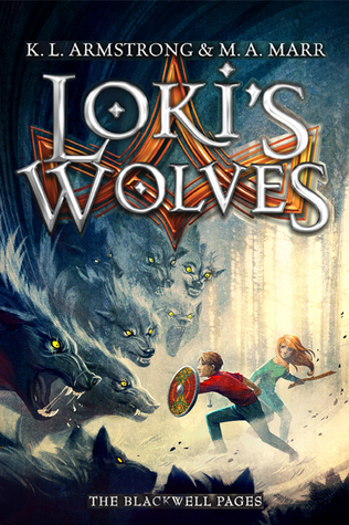 Loki's Wolves by K.L. Armstrong and M.A. Marr | Audiobook Review