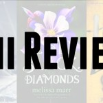 Mini Reviews of the audiobooks of Better Than Perfect by Melissa Kantor, Seven Black Diamonds by Melissa Marr, and The Lure by Lynne Ewing.