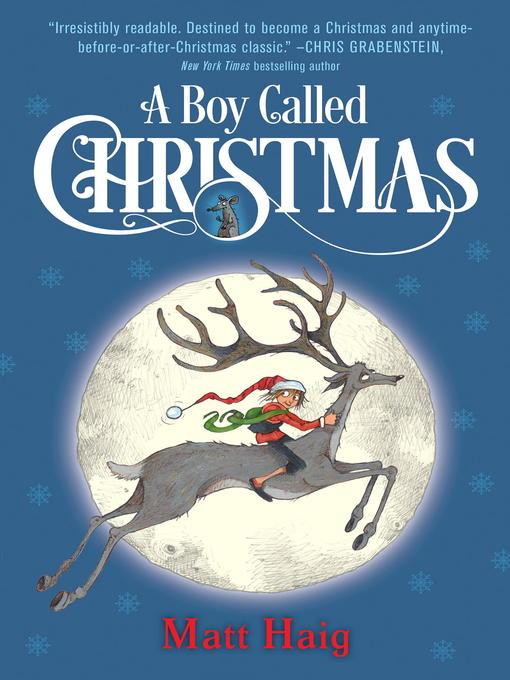A Boy Called Christmas by Matt Haig | Audiobook Review