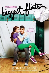 Biggest Flirts by Jennifer Echols | Book Review