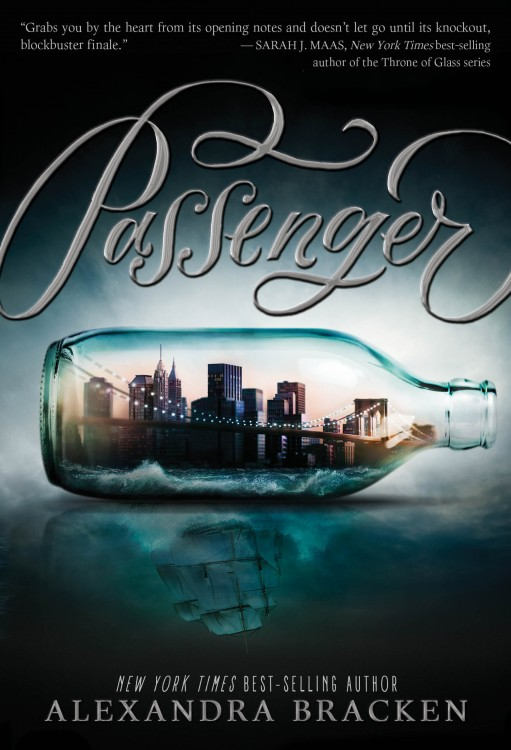 Passenger by Alexandra Bracken | Book Review